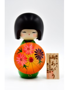 Kokeshi doll - After the...